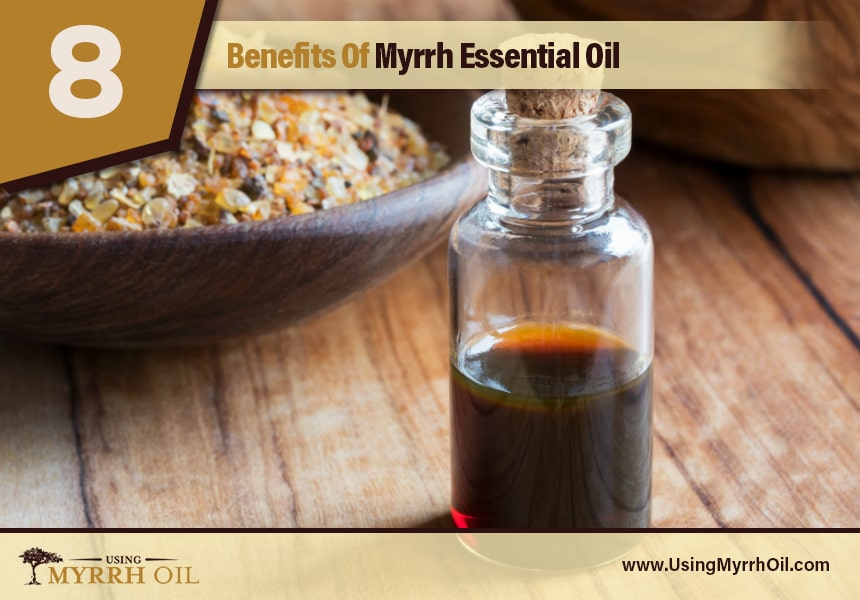 myrrh oil for your health